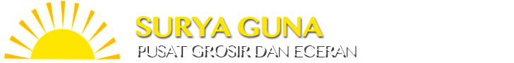 SuryaGuna.com Distributor Alat Rumah Tangga | Tas Pos | Tas Kiso Ayam | Mesin Parut Harga Grosir.