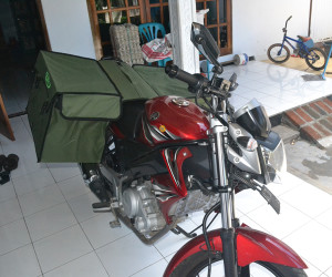 Tas Motor Angkut Laundry