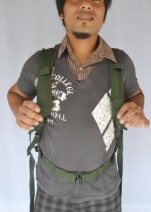 Jual Tas Ransel Punggung Militer TNI