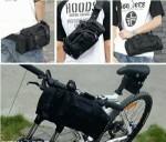 Tas Selempang Army Multifungsi Bisa Untuk Sepeda