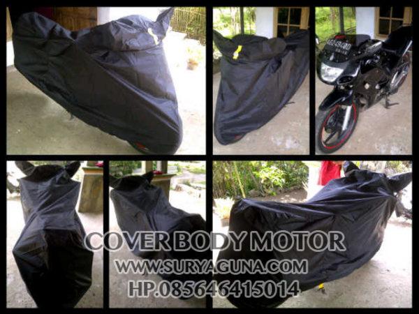 Cover Motor Indoor Murah