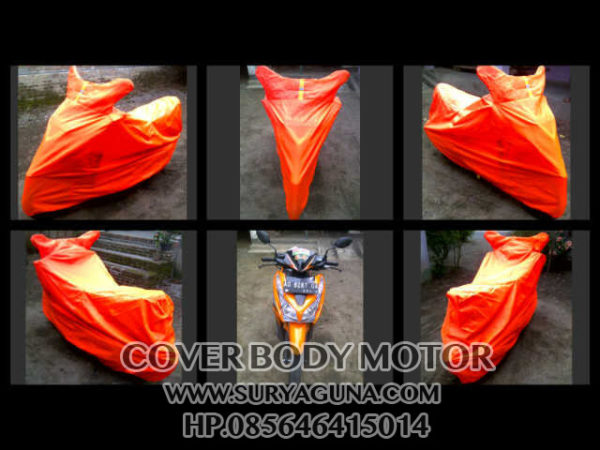 Cover Motor Indoor Murah