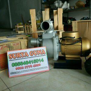 JET1000 Pompa air listrik pengganti diesel yang boros