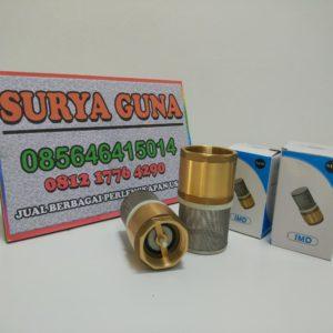 Klep Pompa Air Modifikasi