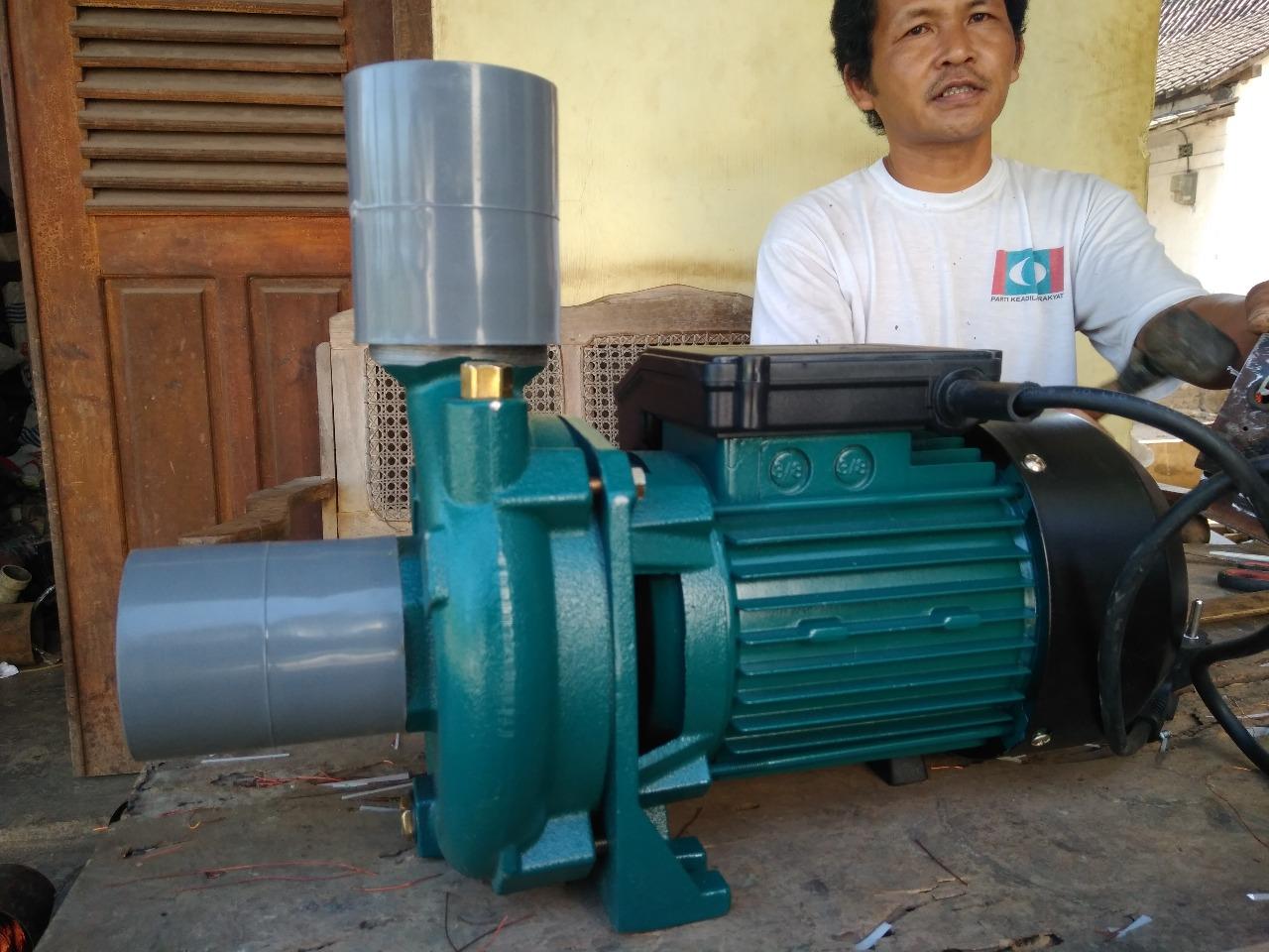 Pompa Air Modifikasi JET700 Daya Hisab Dan Dorong Super